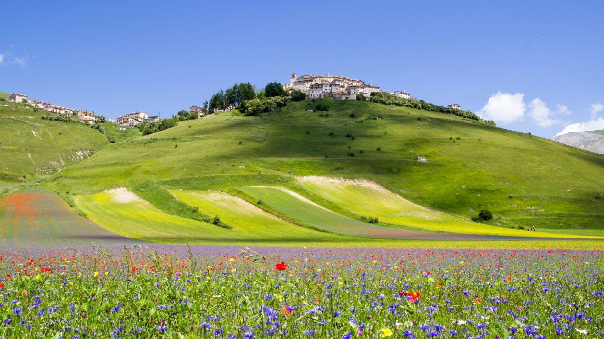Parco nazionale dei Monti Sibillini - Villamena Resort Assisi