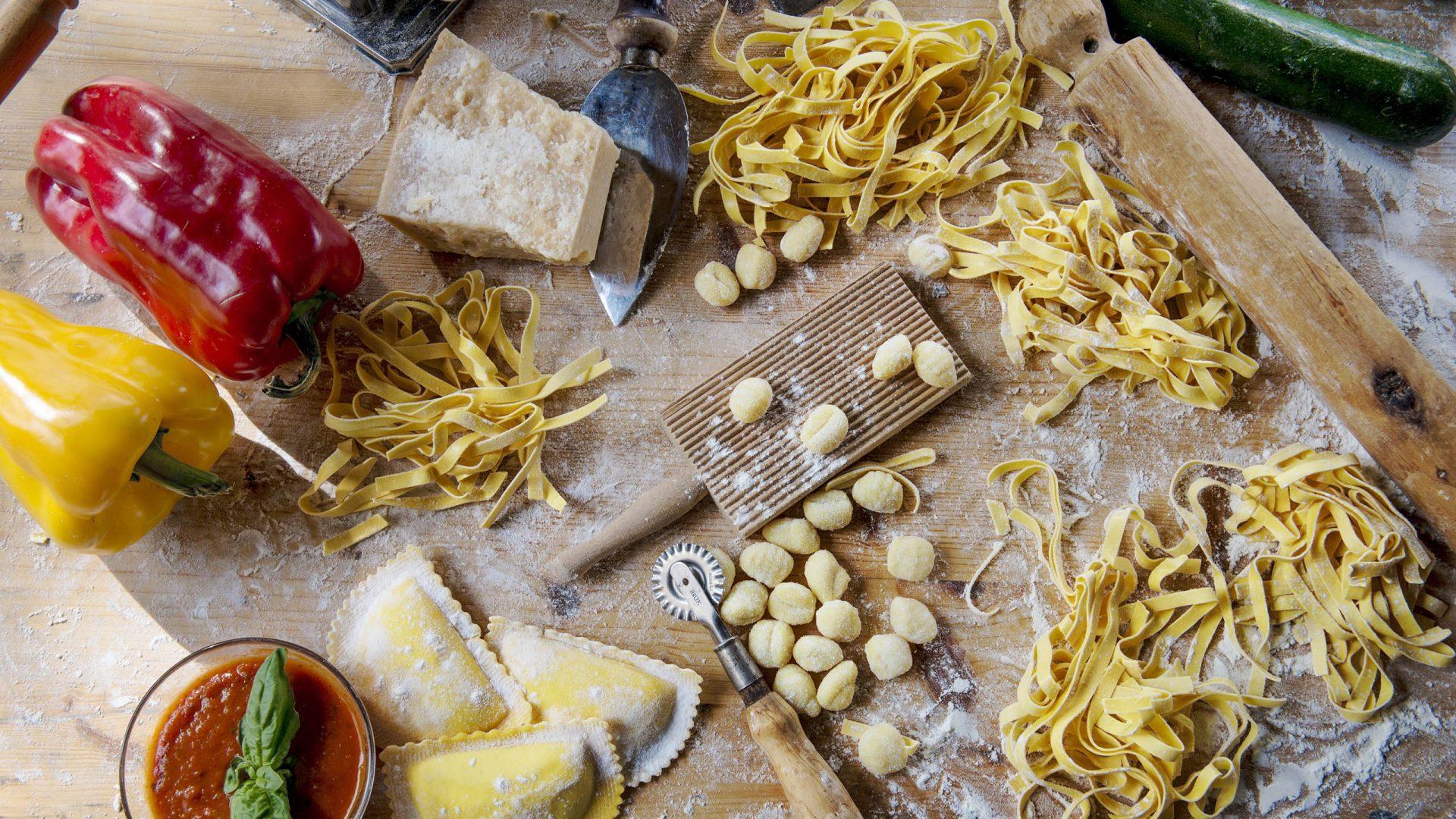 Corsi di cucina - Villamena Resort Assisi