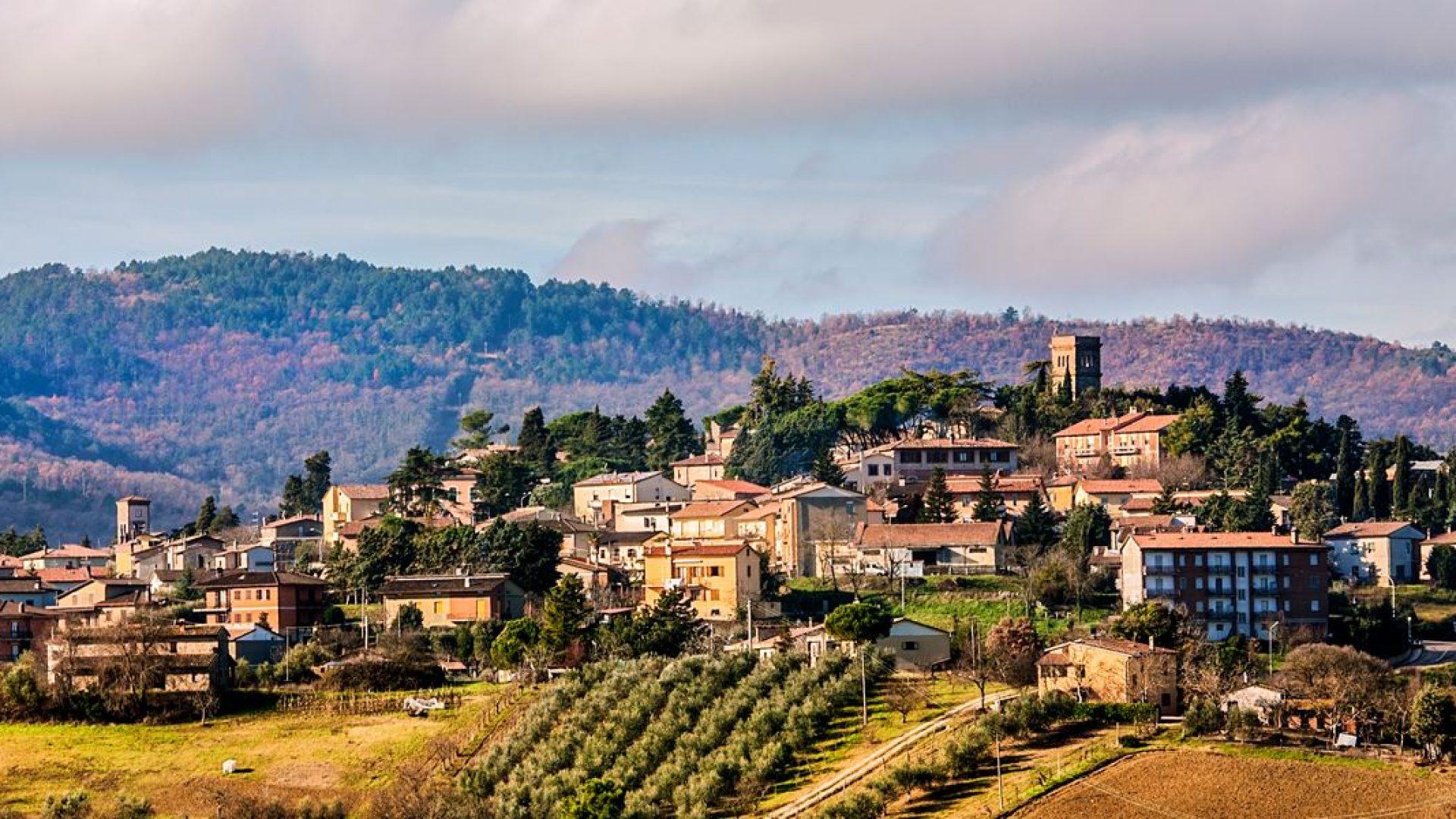 Parco del Monte Peglia - Villamena Resort Assisi