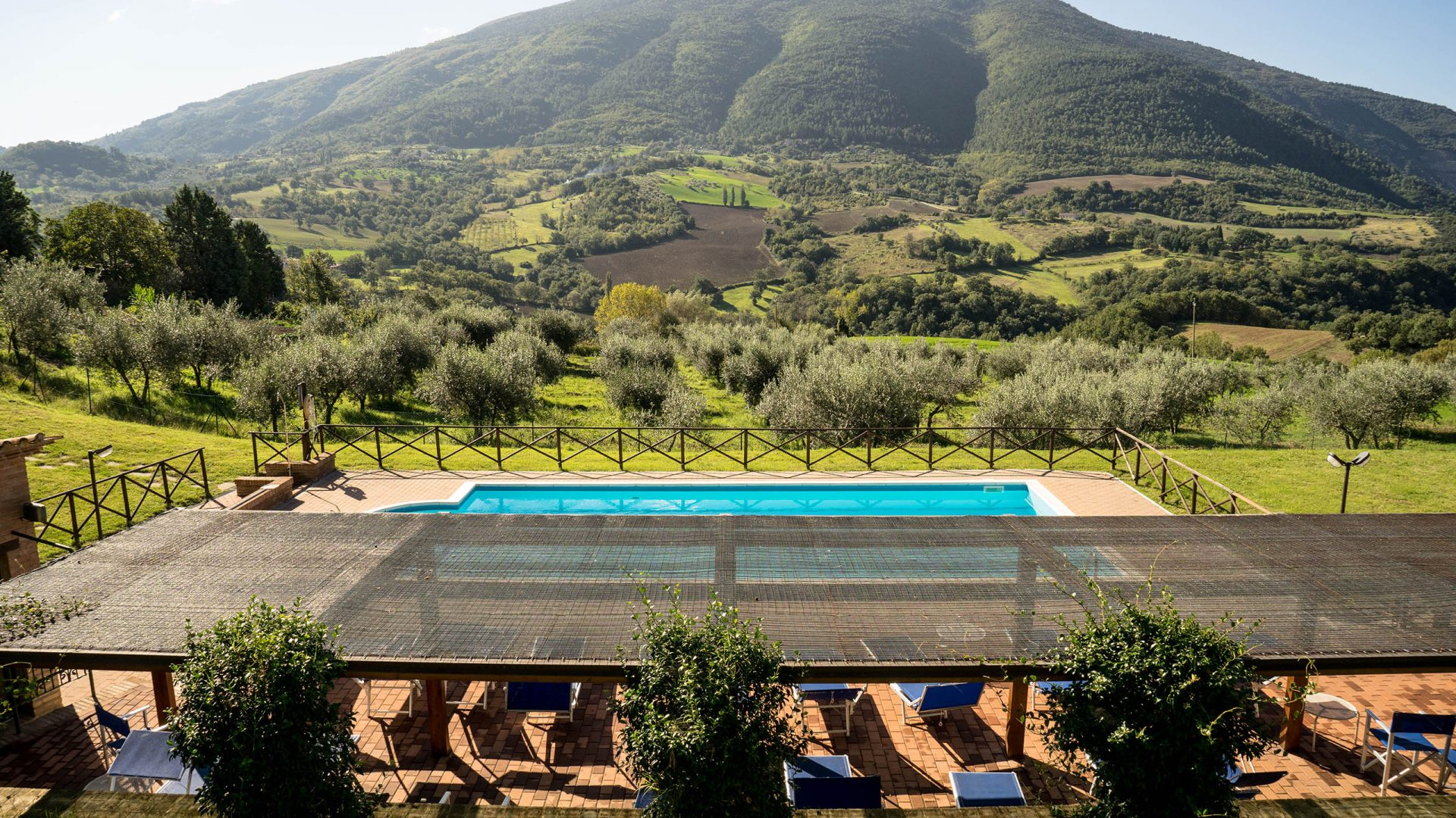 Affitto villa - Villamena Resort Assisi