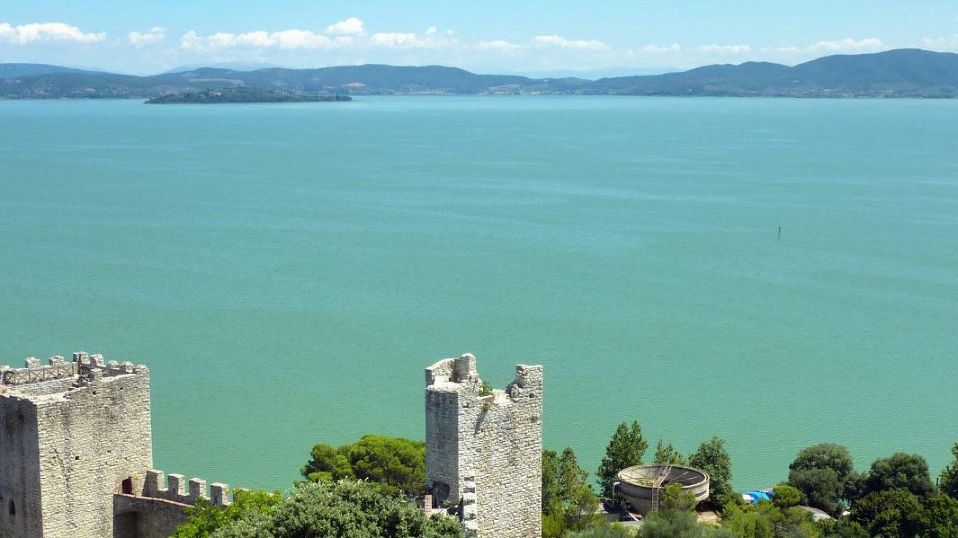 Lago Trasimeno - Villamena Resort Assisi